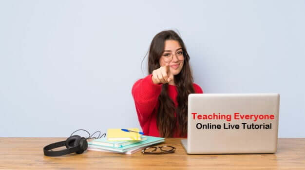 Online Live Tuition