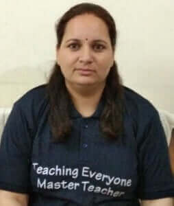 Anjli Mam Biology Teacher